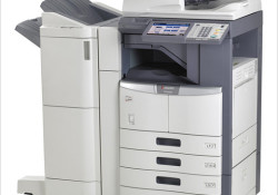 Toshiba introduced its new e-STUDIO™ 455SE Series (models 205/255/305/355/455) that comes with encryption enabled out of the box, and a Data Overwrite Kit. The Data Overwrite Kit ensures that all data is erased after every fax, copy, scan and print job in order to prevent the latent storage of valuable […]