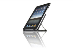 Bracketron introduced its new and ultra slim iPad Lift desktop stand. Featuring eight viewing angles and the ability to collapse flat for easy portability, the iPad lift comes with a nonslip feet and sturdy design that securely hold your iPadin both portrait and landscape modes. You can find the iPad […]