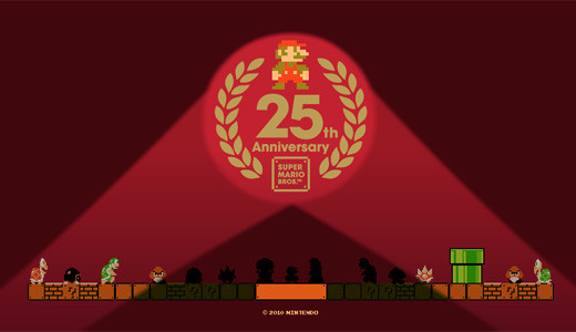 Nintendo has released the Super Mario All-Stars™ Limited Edition package to celebrate the 25th anniversary of the original Super Mario Bros.™ The package is a collection featuring four classic Mario games (including Super Mario Bros.™, Super Mario Bros.: The Lost Levels, Super Mario Bros. 2 and Super Mario Bros. 3) […]