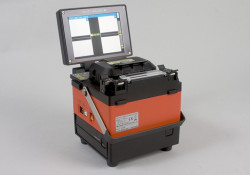 Sumitomo announced the availability of Type-46 TomCat® plus fusion splicer, the industry's first fixed V-groove fusion splicer with a dual heating system, which improves splicing efficiency and productivity by 70%. Designed for portability, precision, and speed, the TomCat plus also features automatic heater and splice start functions, a 5.6 inch […]