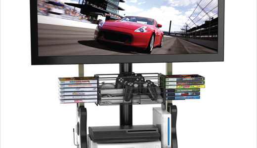 If you need to organize your growing game gears, Atlantic offers a sleek solution for you, thanks to its new High Tech Spyder Gaming Hub. Offered in a black metallic powder coated steel finish, the Sypder combines a steel frame structure with storage for games, consoles and accessories to form […]