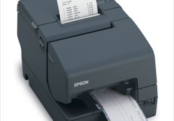 Epson introduced the TM-H6000IV – a multifunction POS printer offering up to 50% faster check processing and print speeds than the prior model (TM-H6000III). Designed for retailers, the TM-H6000IV is mentioned as the industry's first ENERGY STAR® qualified hybrid printer. Highlights: up to 300mm/second printing speed, 99.9% MICR accuracy (more […]