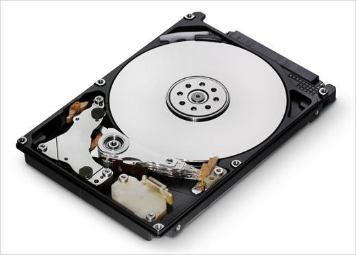 Hitachi CinemaStar C5K750 Hard Drive