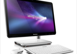 Lenovo unveiled IdeaCentre A320 all-in-one (AIO) desktops at the 2011 CES. Mentioned as the industry's slimmest AIO design, the A320 measures just 18.5mm deep at its thinnest point. The A320 offers stunning HD video experience with the 21.5-inch widescreen display. The AIO also comes with the latest 2nd Generation Intel […]