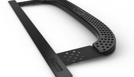 The mBrace, a new Kickstarter Project from Terrance Kirkwood and Creativity Different, is a simple accessory for your Macbook Pro. The mBrace, made from Acetal plastic and Uretek fabric, easily and securely attaches to a Macbook. You can leave it on your Macbook Pro all the time because even with […]