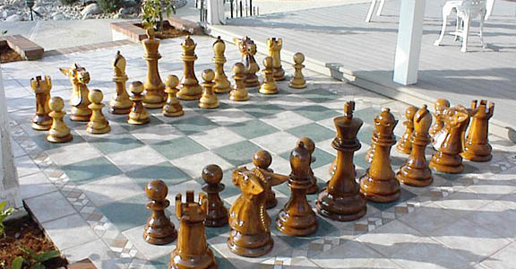 Sometime we are boring to play game using electronic device such as computer and revolution mouse controller and we want to play at the garden enjoying the freshness of nature. I think the giant chess can give us a new good lifestyle. This giant chess piece made by professional craftsmen. […]