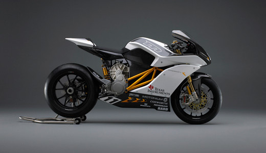Mission Motors is proud to introduce the Mission R race bike. The Mission R is the ultimate high-performance electric superbike, and it will be on the grid for the 2011 race season. Featuring the latest MissionEVT powertrain innovations, and packing 141hp and 14.4 kWh of energy storage in a package […]