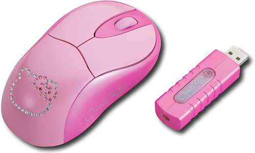 Have you had an idea for valentine's gift? If not, the Hello Kitty pink wireless mouse may help you. This device lets you enjoy your computer without being disturbed by wire limitation. Coming with pink color and Hello Kitty logo, surely she will be so excited, because it's so cute, […]