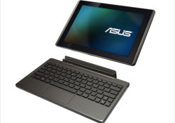"Coming with a built-in mini-HDMI port for external displays, the new ASUS Eee Pad Transformer boasts 10.1"" capacitive touch-screen, that's suitable for people who want to enjoy multimedia on the go. Unlike the Slider that comes with slide-out QWERTY keyboard, the Transformer has different approach with an optional docking station. […]"