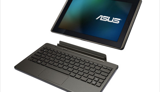 """Coming with a built-in mini-HDMI port for external displays, the new ASUS Eee Pad Transformer boasts 10.1"""" capacitive touch-screen, that's suitable for people who want to enjoy multimedia on the go. Unlike the Slider that comes with slide-out QWERTY keyboard, the Transformer has different approach with an optional docking station. […]"""