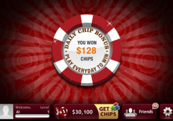 I first downloaded the Live Poker by Zynga on March 10th , 2010, it's almost 12 months ago. And now the app still stays on my iPhone screen. But please don't think that I'm a poker guru now, as I have never found myself sitting down and play it seriously. […]