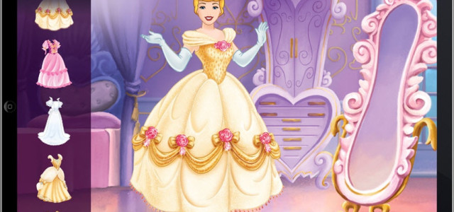 Disney announced its Princess Dress-Up: My Sticker Book App is available for iPhone, iPod touch and iPad. The app allows girls of all ages to dress up their favorite Disney Princesses and snap a photo using the app's camera feature (iPhone and iPod touch only) or upload a photo, and […]