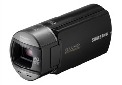Samsung launched its new HMX-Q10 full HD camcorder. Featuring Switch Grip technology and Easy Operation UI, the HMX-Q10 allows users to record movies easier than ever before. Expected to be available in February for $299, this compact camcorder captures video in 1920×1080/60i full HD, and includes an OIS (Optical Image […]