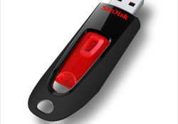 Expected to be available later this quarter, the upcoming SanDisk Ultra USB Flash Drive will be offered in 8GB to 32GB capacities carrying suggested retail prices ranging from $44.99 to $109.99. So what's the highlight? ths drive features faster transfer speeds of up to 15 megabytes per second (MB/sec) that […]