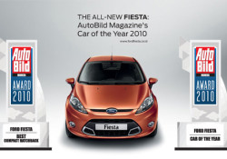 Ford Fiesta has successfully won the prestigious award 'Car Of the Year 2010' and 'Best Compact Hatchback 2010' from AutoBild Award 2010. AutoBild Awards 2010 is a prestigious automotive award in Indonesia based on comprhensive scoring of products ranging from design, performance, safety, features, price, to consumer needs. Featuring Bluetooth […]