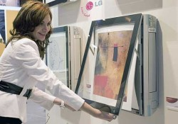 LG electronics release new Air Conditioner which has double function: cooler and wall ornament. It is called ArtCool Air Conditioner and it has frame & cover to hold your poster or photo and don't worry it'll be safe. We used to be put Air Conditioning somewhere in the hidden place, […]