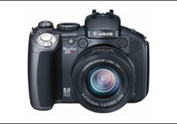 I'm the PowerShot S3 Lover, but before my love is gone, Canon release the successor, yes Canon PowerShot S5 IS is released today. Coming with 8.0 megapixel, the camera features 12x optical zoom lens and of course with IS (Image Stabilization). There is too much to write about this lovely […]