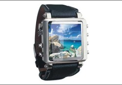 Theater on the go, thanks to Epoq with its 1.5-inch MP4 wrist watch. Made from metal case, the watch supported by 2GB built-in memory, 260K OLED true color screen with 128×128 resolution. Beside its MP4 support, the watch also can act as JPEG viewer and MP3/WMA player. Just forget the […]