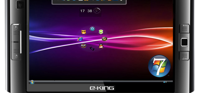 Claimed as the current thinnest X86 based Tablet PC, EKING M7 is on display at CES 2011 at EKING booth #35858. Powered by Intel Atom Z530 processor, EKING M7 features a 7-inch 10points multi-touch piezoelectric screen, DDR2 1GB memory, built-in 3G, WiFi and GPS. With 550 grams of weight and […]