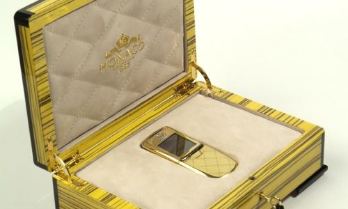 The 'masterpiece' slogan comes with Nokia 8800 now hit the reality. The new Nokia 8800 special edition 'MONACO' touched by Russian ISSE Jewelry Phone. This exclusive phone is available in some different luxury polishing and cover details made from platinum, gold, silver or color enamel. The front panel even more […]
