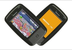 New GPS system with integrated MP3 player has been released by Medion under code-name GoPal S2310. The device provides mapping system, image viewer, and music player (MP3). It utilizes 2.8-inch TFT touch screen, this new navigation tool offers compass and distance calculation for better driving experiences. Regarding mapping functions, this […]