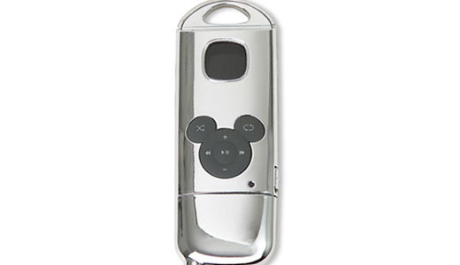 Good news for all of Mickey Fans! Japanese company, Runat, released fun MP3 player which the main button mimics Mr. Mickey Mouse. The player also support WMA and equipped by 512MB of internal memory. For additional storage the Mickey MP3 player utilizes SD slot that support up to 1GB cards. […]