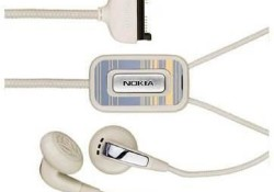This white colored headset good for listening music from your Nokia phone's FM radio or MP3 player and provide hands-free facility. If you were someone like me, who care about style while enjoying the pleasure of music on the move, i think this headset match your ego. The headset comes […]