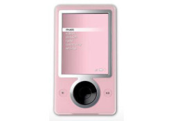 The pink Zune has standard features such as 30GB memory, 3-inch LCD screen, built-in FM tuner, and wireless sharing. Last year Microsoft released limited-edition pink Zune (only 100 units), but now the pink is available without limitations at all. Even though pink color usually related to charity program, but this […]