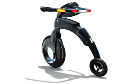 "YikeBike has won the Supreme Award for Product Design and Gold Award for Consumer Product at the 2010 Best Design Awards. YikeBike also won first place in the International Design Awards ""Urban Sustainable Design"" category and has been included in the Guinness Book of World records as the most compact […]"