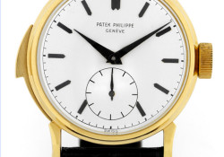 So sad, I missed the auction of the Patek Philippe ref. 2419 minute repeating wristwatch which's held on March 10th in New York. The a unique and historically important wristwatch was successfully sold for $710,500, far beyond the estimation which only up to $500,000. And the winning bidder is a […]