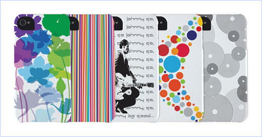 """bioserie has something new for iPhone lovers and fashionistas, the new line of printed iPhone 4 covers with 14 unique designs under 4 collections: blueprint, bloom, backpack and bold. Utilizing the company's """"made of plants"""" materials, the artworks are printed directly to the covers, thanks to the SDE printing technology."""