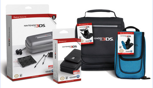 POWER A launched a line of branded accessories for Nintendo 3DS. Designed to help gamers protect, transport, organize, charge and personalize their 3DS, each product is officially licensed by Nintendo. The collection of Nintendo 3DS accessories includes: POWER A Explorer Starter Kit, Core Starter Kit, as well as Clean and […]
