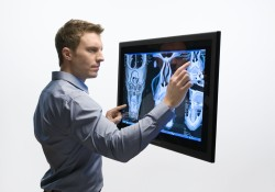 Perceptive Pixel unveiled the world's first professional multi-touch desktop display, a high-resolution, optically-bonded, projected capacitive 27″ LCD display. The new 27″ display enables users to work directly on screen to access and manipulate complex data and workflows, leading to higher productivity and faster decision-making. I want to work with it, […]