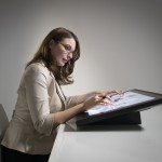 Perceptive Pixel Multi-Touch Desktop Display
