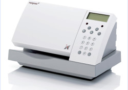 Designed for busy professional offices, the IJ-25 desktop mailing system is ideally suited to help dental practices control postage costs and leverage the power of mail to grow business. The system helps dental staff weigh, rate, post and track mail accurately while eliminating time consuming trips to the Post Office. […]