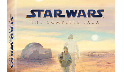 STAR WARS: THE COMPLETE SAGA comes to Blu-ray Disc and will be released beginning on September 12. The nine-disc collection enables you to revisit all of your favorite Star Wars moments – in high definition and with 6.1 DTS Surround Sound. Dive deeper into the universe with an unprecedented 40+ […]