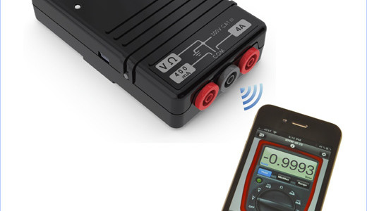 Redfish Instruments introduced the iDVM™ Digital Multimeter, a tool that wirelessly connects to an iPhone, iPad, or iPod Touch via an ad hoc wireless network allowing users to acquire, visualize, and share electrical measurement data on their Apple devices. The iDVM app can be downloaded free from the Apple App […]