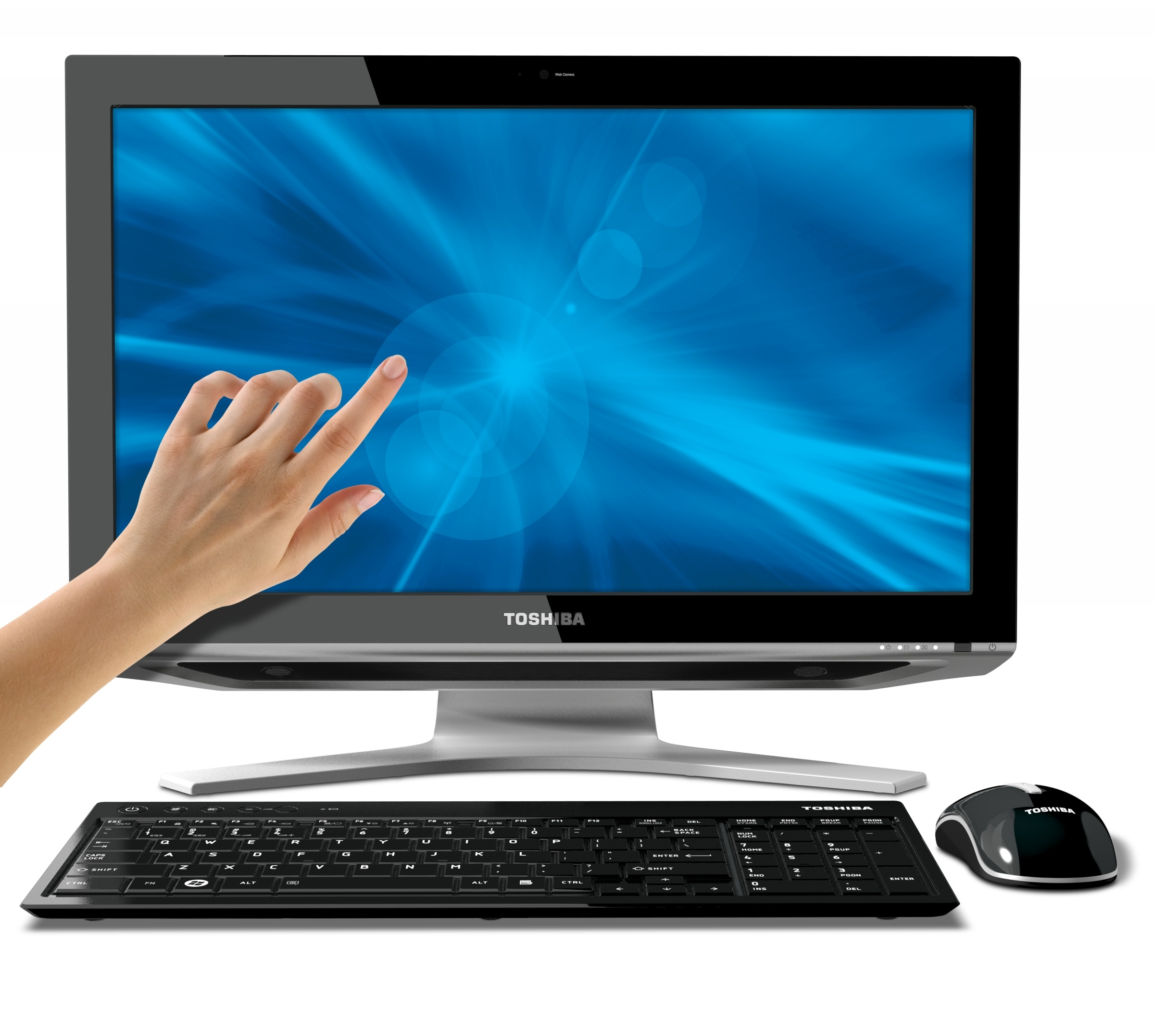 Toshiba DX1215 All-in-One PC
