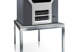 Stratasys introduced the Fortus 250mc™ Production 3D Printer. The Fortus 250mc has a 10 x 10 x 12 in. build envelope and offers three build layer options: 0.007, 0.010 and 0.013 in. (0.178, 0.254 and 0.330 mm). To create parts, the machine uses ABSplus thermoplastic, which offers excellent mechanical proprieties, […]