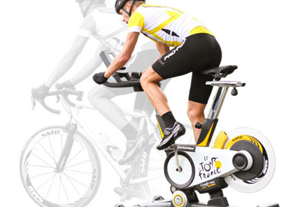 ProForm has teamed with Le Tour de France to create the ProForm® Tour de France® indoor cycle, the official training bike of the prestigious event. The bike has built-in Wi-Fi to access iFit Live powered by Google Maps to ride anywhere in the world, including the legendary mountain stages of […]