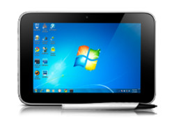 """Coming this fall, Lenovo's 10.1"""" IdeaPad Tablet P1 with Microsoft Windows 7 features a 1.5GHz Intel processor so users can be more productive with Office documents, or get creative with photos while on the move. The IdeaPad Tablet P1 boasts a multitouch touchscreen display and optional stylus pen for added […]"""