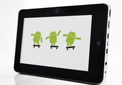 Marvel (TBT-10C) 7″ Mercury Pad Tablet (800 x 400) with Android 2.3 OS, 802.11 b/g, camera. Developed and produced by Marvel-Digital.com, the Marvel Tablet fits right in your hand. It instantly connects to Google apps, so you can access Gmail, Google Maps, while watching YouTube or reading digital book. Moreover […]