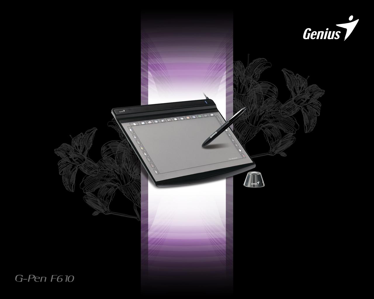 Genius G-Pen F610