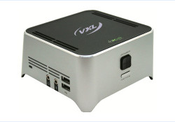VXL Instruments launched the VMware® certified, Vtona Desktop Zero Client supporting the Teradici PC-over-IP® protocol. Scheduled to be available next month (October 2011), the Vtona comes complete with 128MB memory, full USB (4x) and audio peripheral connectivity and two single link DVI-I connectors for multi-monitor support. And last but not […]