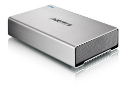 """Whether you're looking for a storage solution for simple backup or professional use as an A/V enthusiast, users will find a reliable data storage solution in Akitio's new SK-3501 Super S-3 hard drive enclosure featuring SuperSpeed USB 3.0. Designed for the latest 3.5"""" SATA hard drives and compliments a variety […]"""