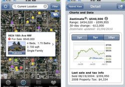 1. Zillow Zillow is the most popular iPhone Real Estate app for a reason. It packs tons of great features for people looking to rent or purchase property. If CarFax is for cars, then Zillow is for real-estate. Anywhere you are, you can open the app and see a myriad of […]