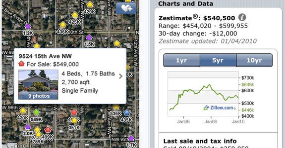 1. Zillow Zillow is the most popular iPhone Real Estate app for a reason. It packs tons of great features for people looking to rent or purchase property.If CarFax is for cars, then Zillow is for real-estate. Anywhere you are, you can open the app and see a myriad of […]