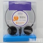 Capsule Stereo Handsfree Headphone Earphone 3.5mm with Mic for PC Laptop MP3/4/5