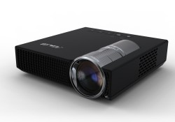 Released by ASUS, the P1 Portable LED Projector was designed with business and entertainment use in mind. The compact projector is rated at 200 ANSI lumens and projects visuals in HD 1280 x 800. The mercury-free Eco-LED light source used in the P1 has a lifespan of up to 30,000 […]