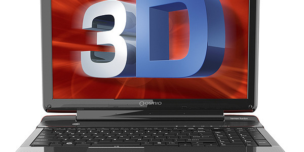 Toshiba has a great news for 3D gamers. It's now possible to enjoy 3D gaming on laptop without glasses, thanks to the new Qosmio F755 3D that features Optimized for NVIDIA® GeForce® 3D. To benefit this exciting feature on your current Qosmio F755 3D, you need to download the update […]